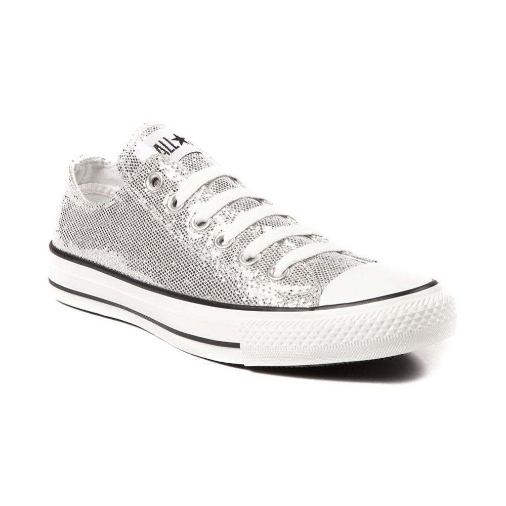 converse all star lo glitter athletic from journeys