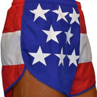 Flag Running Shorts - USA, Texas, California, Maryland and More