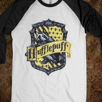 Hufflepuff Crest Harry Potter (baseball)