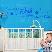 We made a wish and you came true regular by 60SecondMakeover