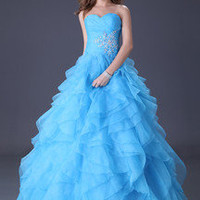 New Sweetheart Wedding Bridesmaid Ballgown Evening Party Quinceanera Prom Dress