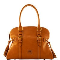 Dooney & Bourke Florentine Domed Buckle Satchel