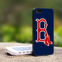 Boston RED SOX Custom iPhone 5 Case, iPhone 4 Case, iPhone 4s Case, iPhone 4 Cover, Hard iPhone 4 Case