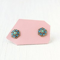 Free People Vintage Stone Studs