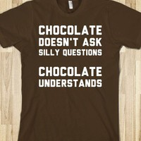 Chocolate Is My Best Friend - Text First