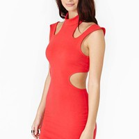 Replay Dress - Red