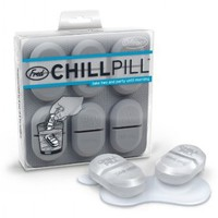 Fred Friends Chill Pill Silicone Ice Tray