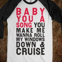 Baby - Shake it for Luke Bryan