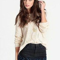 Heat of Day Embroidered Cutoff Shorts - $38.00 : ThreadSence, Women's Indie & Bohemian Clothing, Dresses, & Accessories