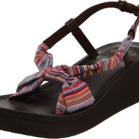 Roxy Women&#x27;s Oasis Wedge Sandal
