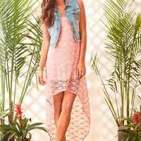Bella Lace Dress