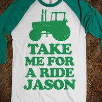Take Me For A Ride Jason - Country Life