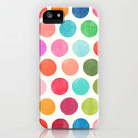Colorplay 5 iPhone Case by Garima Dhawan | Society6