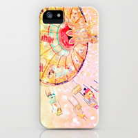 Joy Ride... iPhone Case by Lisa Argyropoulos | Society6