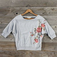 Cottage Cozy Sweatshirt, Sweet Country Clothing