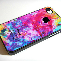 Watercolor Art - iPhone 4 / iPhone 4S / iPhone 5 Case Cover 451K