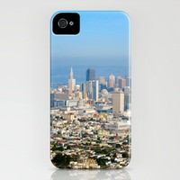 Twin Peaks, San Francisco iPhone Case by Kayla Gordon | Society6