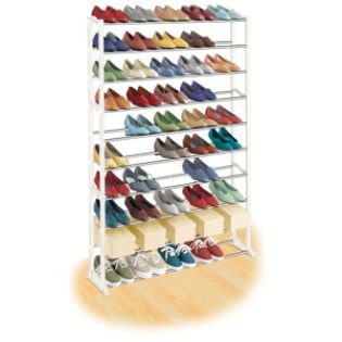 50 Pair Shoe Rack- Lynk-For the Home-Storage-Closet
