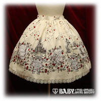 Sleeping Beauty skirt