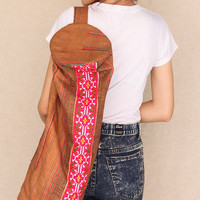 Sweet ... Yoga Mat Bag Eco Friendly 100 percents hemp