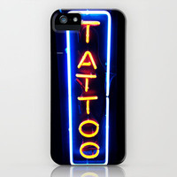 :: Tattoo :: iPhone Case by GaleStorm Artworks | Society6