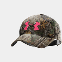 Women's UA Camo Logo Adjustable Hat | 1230147 | Under Armour US