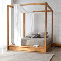 Mash Studios PCHseries Canopy Bed at Velocity Art And Design