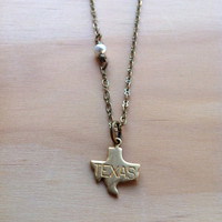 Little Shining Texas Necklace