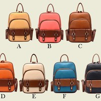 Vintage Style Backpack  FashionForever