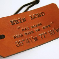 Personalized Luggage Tag | Luulla