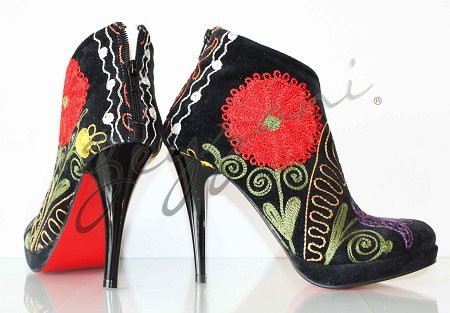 Ankle Stiletto Zeyzani