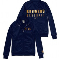 Milwaukee Brewers Track Jacket