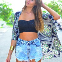 Fall For You Kimono