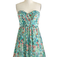Oceanic Dreaming Dress | Mod Retro Vintage Dresses | ModCloth.com