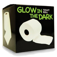 Glow in the Dark Toilet Paper: Home & Kitchen