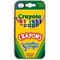 iPhone 4 iPhone 4s Crayons iPhone 4 iPhone 4s Hard Snap on Case