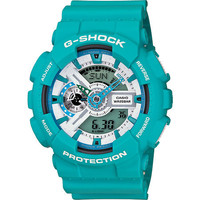 G-Shock GA110SN-3A X-Large Teal Watch