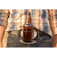 Amazon.com: The Beer Buckle Holds A Bottle Or Can Hands Free: Everything Else