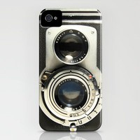 Vintage Camera iPhone Case by Ewan Arnolda | Society6