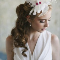 Love Dreaming Fascinator