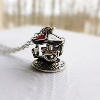 Carousel Necklace - Merry Go Round