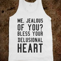 Delusional Heart - S.J.Fashion