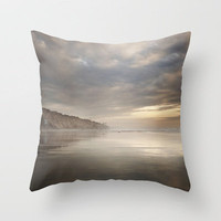 California Coast Throw Pillow by Bree Madden  | Society6