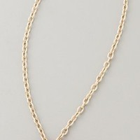 Marc by Marc Jacobs Jacobson Long Bow Pendant Necklace | SHOPBOP