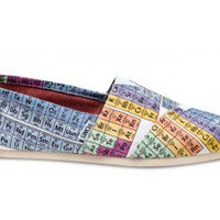 Periodic Table Men's Vegan Classics | TOMS.com