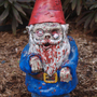 Zombie Garden Gnome, &quot;Walking Dead&quot; Cast Concrete