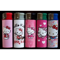 Amazon.com: 5 Hello Kitty Refillable Lighters: Everything Else
