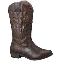 Girl's Cherokee® Gregoria Boot - Brown