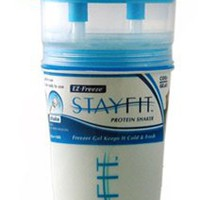 Stay Fit Shaker on the go college campus product for student athletes living in dorms needing quick snacks meals before after workout on the go