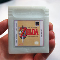 SOAP Gameboy cartridge parody with case, Vanilla Select scent, Zelda Title